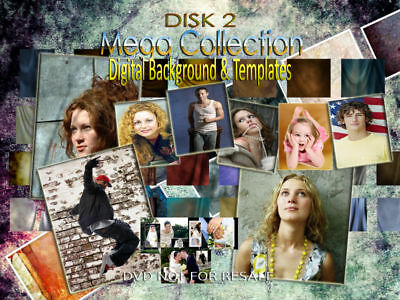 Digital Photography Backgrounds Backdrops + Templates