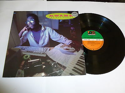 KWAME - The Boy Genius - Rare 1989 German Vinyl LP