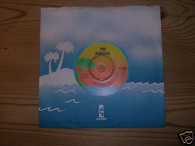 "THE BUGGLES - The Plastic Age - 1980 UK 2-track 7"" vinyl single"