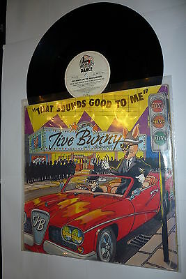 "JIVE BUNNY & THE MASTERMIXERS - That Sounds Good To Me - 12"" Vinyl Single"