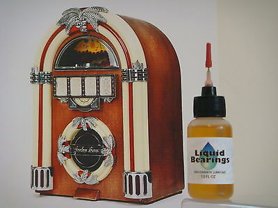 BEST synthetic oil for Seeburg jukeboxes, READ THIS!!