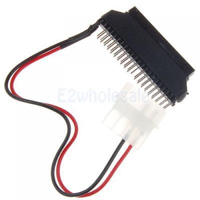 """2.5"""" HDD to 3.5"""" 44pin-40pin IDE Adapter for Laptop PC"""