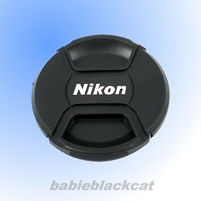 NEW 67mm Front Lens Cap Snap-on Cover for Nikon Camera