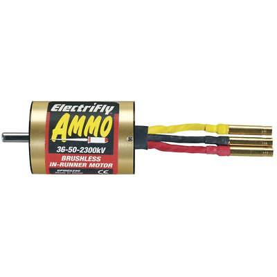 NEW Great Planes Ammo 36-50-2300 In-Runner Brushless Motor GPMG5290