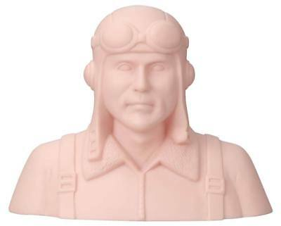 NEW Great Planes 1/3 WWI German Pilot Unpainted GPMQ9106