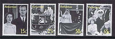 Bahamas 2007 Diamond Wedding set MNH