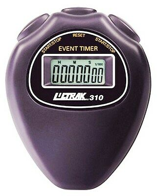 NEW ULTRAK 310 simple error-free silent stopwatch timer