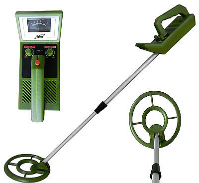 Seben Allround Metal Detector Treasure Hunter - Waterproof Searchcoil