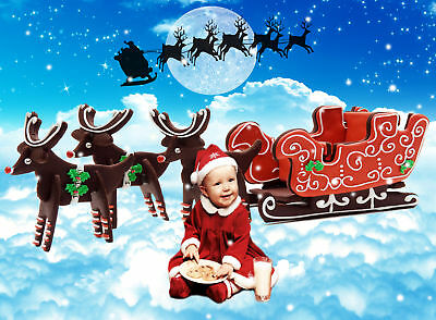 "Digital Photography ""christmas Psd Templates"" Props Backgrounds Backdrops ****"