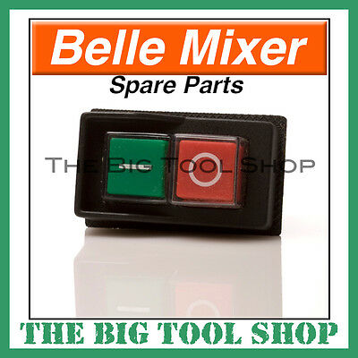 Belle Mixer Switch, 240V Mini 140 Motor Switch. P/no.70-0194 Minimix