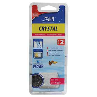 API Crystal Cartridge Size 2 to fit Superclean 60 & 90