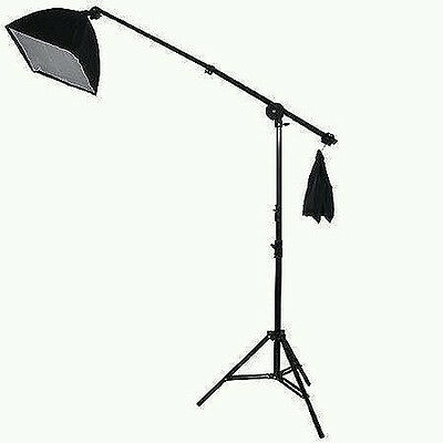 Photograph Video Continuous lighting Hair Boom Light