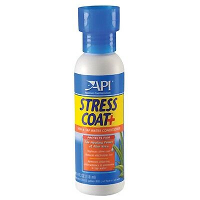 API Stress Coat 118ml Aquarium Starter Dechlorinator