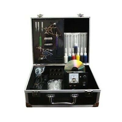 Professional UK Tattoo Kit: 2 Guns/Machine,Needles,Ink