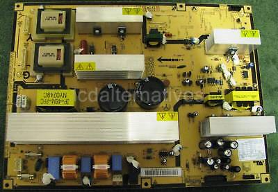 Repair Kit, Samsung LN-T4671F, LCD TV, Capacitors
