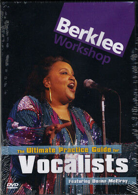 Ultimate Practice Guide for Vocalists Vocal Sing DVD