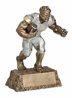 Monster Football Trophy - Fantasy Football-Shipping-Engraved-100% + Satisfaction