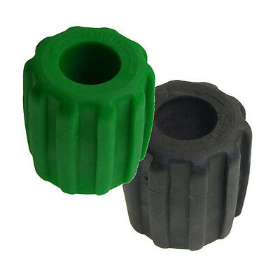 HIGH RIDGED BETTER GRIP Rubber Cylinder Valve Handle