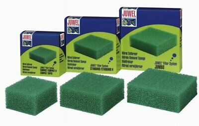 3x Juwel Standard Nitrax Pads Pack of 1 100% Genuine