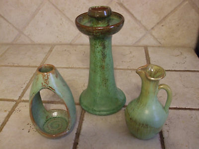 SIGNED ARTS AND CRAFTS SOUTHERN POTTERY GROUP