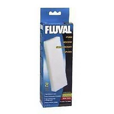 Fluval 204 205 206 External Filter foam pack of 2 GENUINE