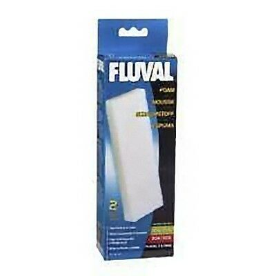 Fluval 304 305 306 External Filter foam pack of 2 GENUINE