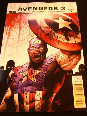 Ultimate Comics Avengers 3 #5 Millar Comic