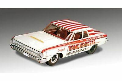 "New In Box ! LINDBERG  1/25 Scale ""Ramchargers"" 1964 Super Stock Dodge 330  Kit"