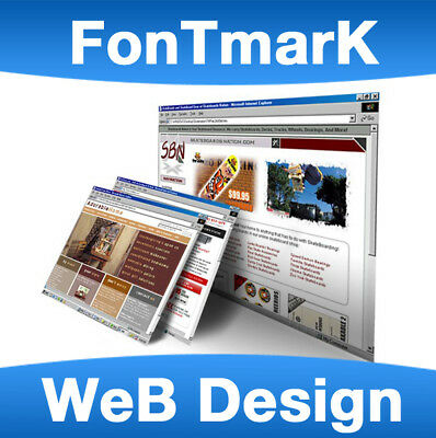 Sublimation Website Custom Built With Logo & Mobile Friendly