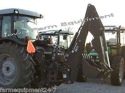 Bradco 3511B 3PT Tractor Backhoe for all Tractors: BEST BRAND & BEST PRICE!