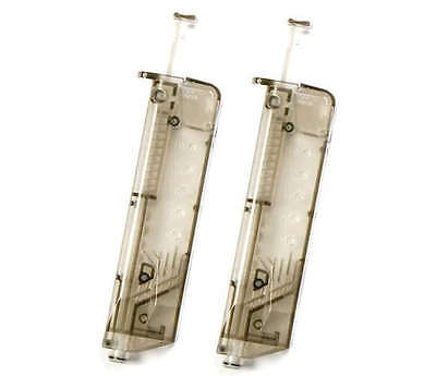 2 x NEW 6mm BBs Pellet Magazine BB AIRSOFT SPEEDLOADER