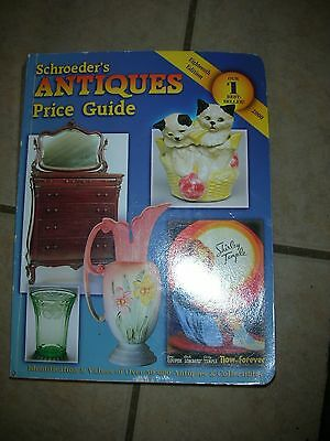 Schroeders's Antiques Price Guide - 2000 18th Edition