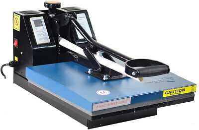 Power Heat Press 15x15 Digital T Shirt Transfer Heat Press NEW