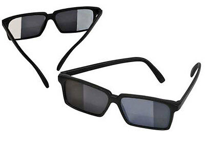 Spy Glasses With Rear View Mirror See Behind You Spy Sunglasses SPYMI