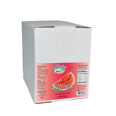 Fruit-N-Ice - Watermelon Blender Mix 6 Pack Case FREE SHIPPING