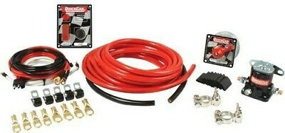 QuickCar Complete Wiring Kit Battery Cable Sportmod UMP