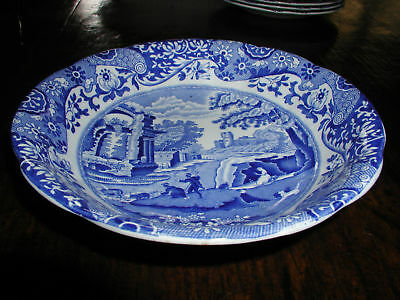 Spode China Blue Italian Bowl.