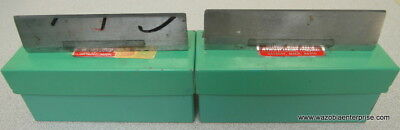 Lot Of 2 Lipshaw Microtome Knife Blade Ee3182 Ee3178