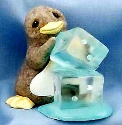 HIGH ROLLER Penguin Quarry Critters#46629 NEW FAST~SHIP