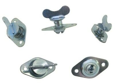 Dzus Button Wing Self Ejecting Fasteners Clips Dzus