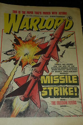 WARLORD Comic - Issue 173 - Date 14/01/1978 - UK Paper Comic