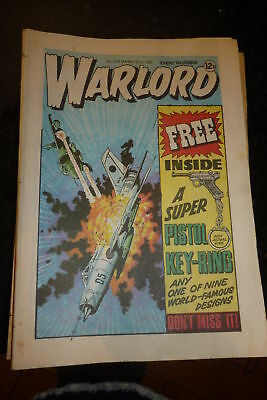 WARLORD Comic - Issue 339 - Date 21/03/1981 - UK Paper Comic