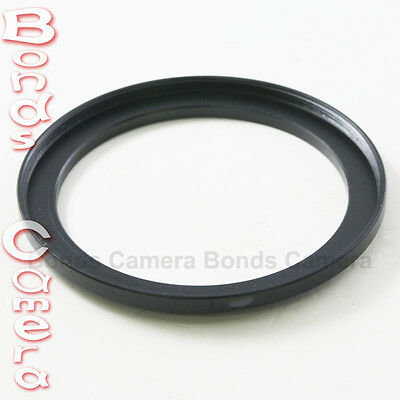 Metal 58mm-72mm 58-72 mm 58 to 72 Step Up Filter Ring Stepping Adapter Adaptor