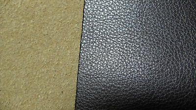 """Bonded Leather Upholstery Fabric /Dark Brown 55""""wide"""