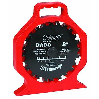 "8"" Freud Stack Dado Blade Set SD208"