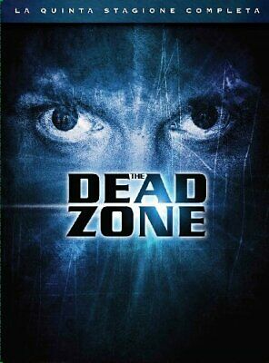 The Dead Zone - Stagione 5 [3 Dvd] PARAMOUNT