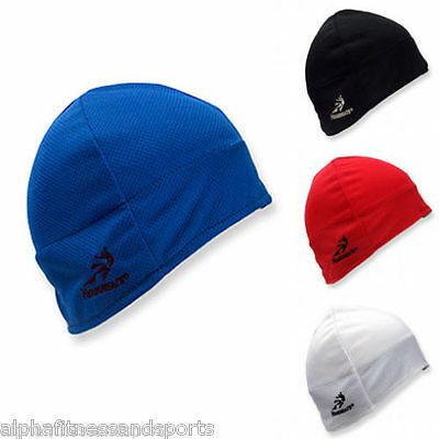 Headsweats Coolmax Midcap Skull Cap Hat Beanie Running Cycling Sport Training