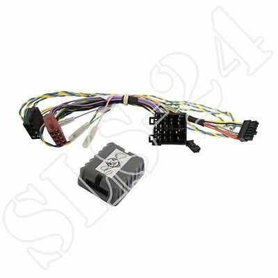 CAN-BUS Interface ISO Stecker - Mercedes Sprinter 906 Vito Viano 639 VW Crafter