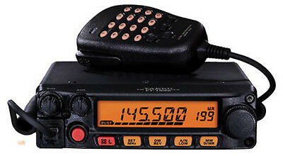 Yaesu FT-1900R 55W VHF Mobile Radio TX 136-174 FT-1900