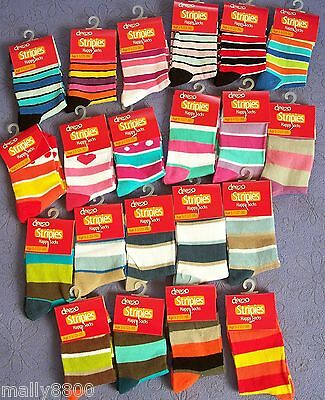 Girls & Boys Deezo Socks Size 3-5 yrs, 5-7 yrs, 8-10 yr